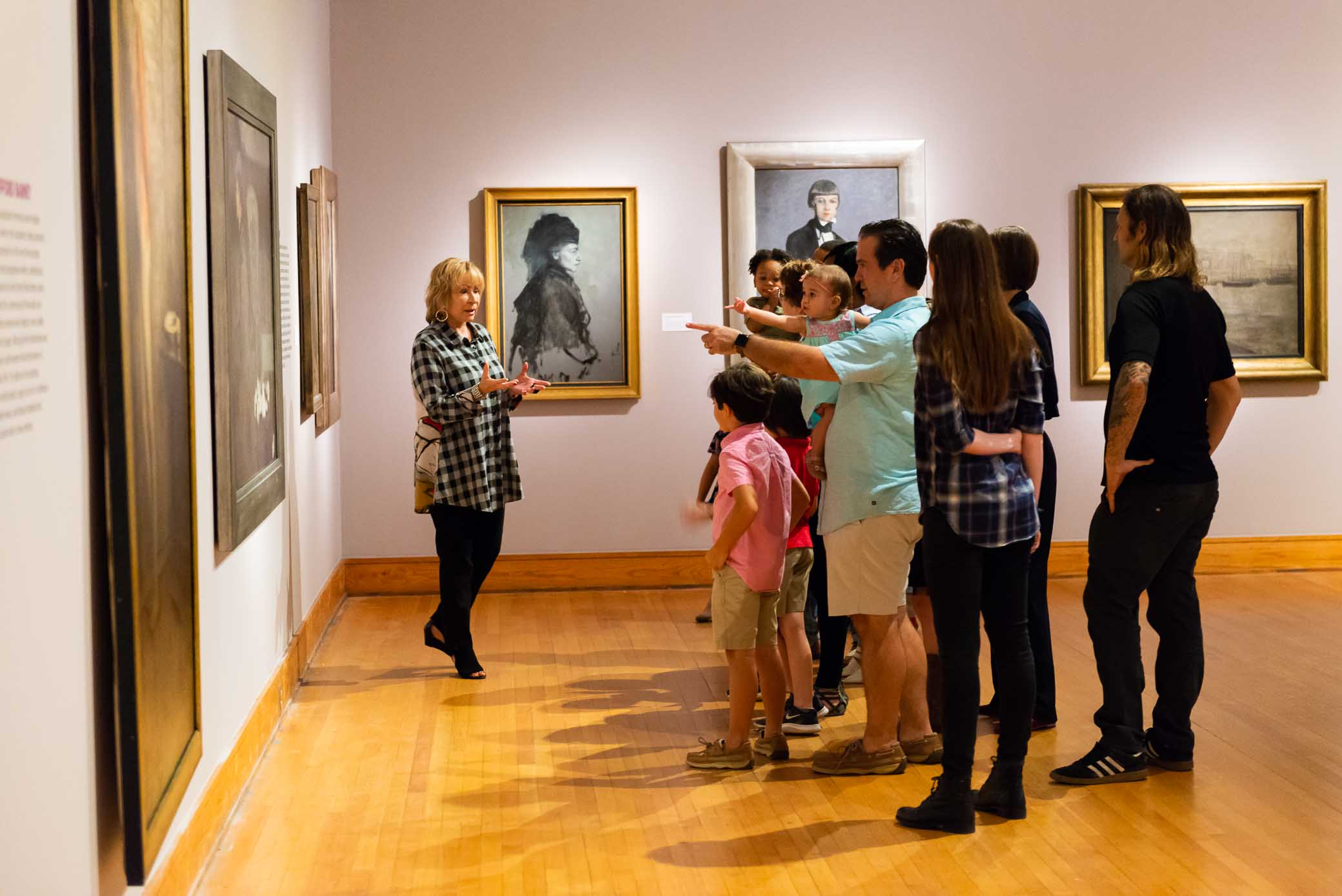 In-Person: Docent-Led Tour