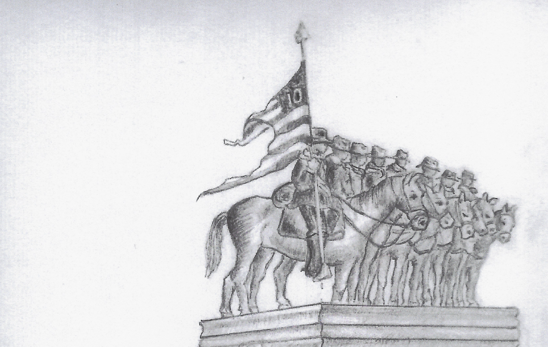 Buffalo Soldiers & Friends of Freedom Monument