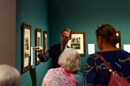 Point of View Gallery Talk: American Impressionism