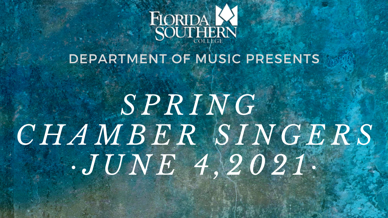 Virtual Chamber Singers Spring Concert