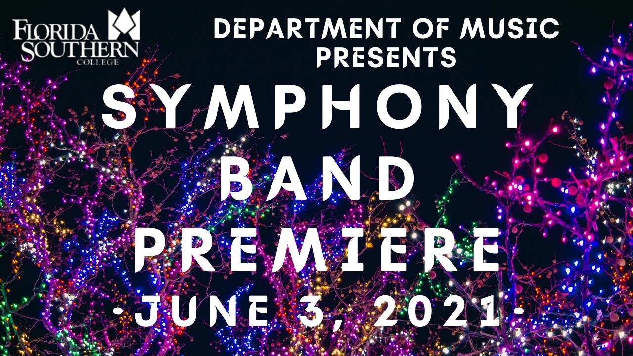 Virtual Symphony Band Spring Concert