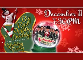Big Bad Voodoo Daddy Wild and Swingin\' Holiday Party