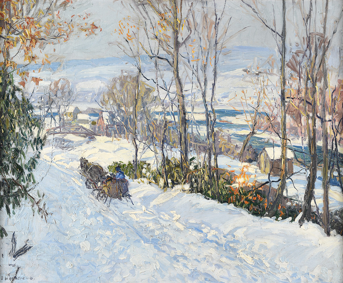 American Impressionism: Treasures of the Daywood Collection
